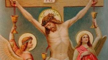 Precious Blood of Jeus Christ